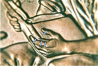 2009 P Lincoln Penny Cent FY Doubled Die WDDR-057 ERROR