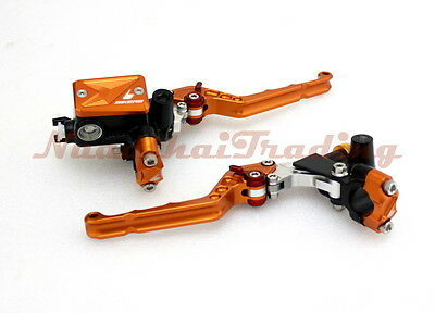 Scooter Frt Disc Rear Drum MC CNC Billet Brake Levers