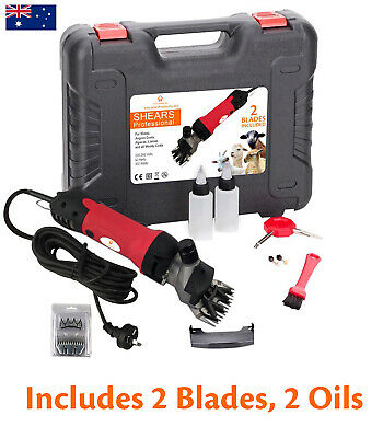 New 350W Electric Sheep Shearing Clippers Shears Supplies Equipment Hand Tools
