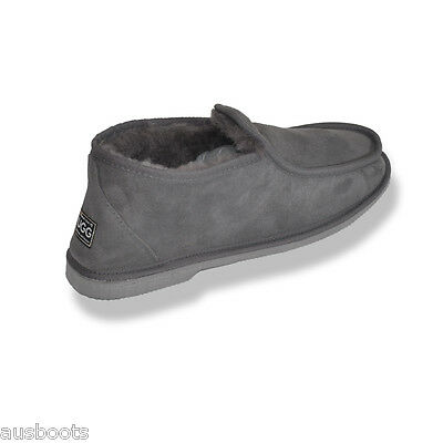 UGG BOOTS Slippers Australian Made Sheepskin Mens Ugg Slippers