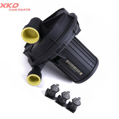 Smog Auxiliary Secondary Air Pump For VW Jetta Golf Passat Beetle 1.8T 2.0 2.8