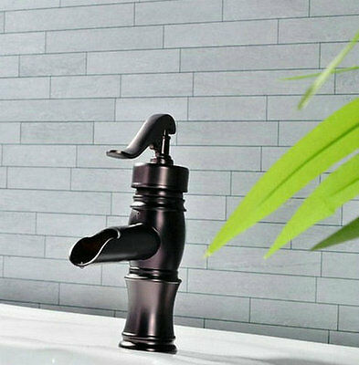 Hot Sell Oil Rubbed Bronze Faucet Bathroom Tap Sink Mixer YD1547