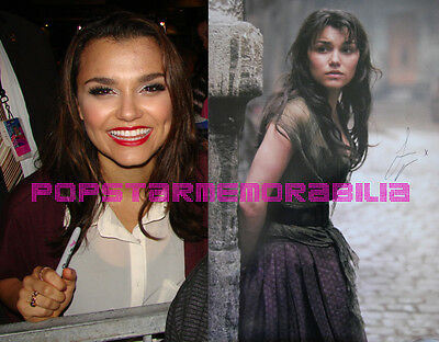 Samantha Barks Signed Les Miserables Limited Edition Booklet Coa Theater