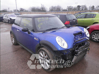 Bmw Mini R53 One Cooper Cooper S Breaking Salvage For Spares Blue Radiator Relay