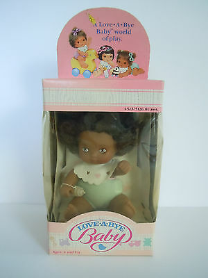 Reduced Price Vintage 1987 Hasbro Love A Bye Baby Doll