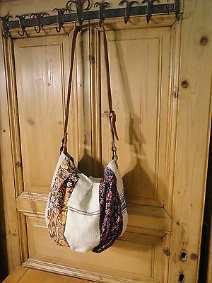 Antique European Grain Sack,Tote Bag, Book Bag,Ipad Bag,Purse.#4055