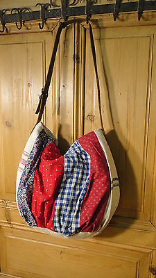 Antique European Grain Sack,Tote Bag, Book Bag,Ipad Bag,Purse.#4495