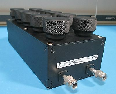 Wainwright Tunable Band Reject Filter WRCT 1850/2170-5/40-10SSK 2.17 GHz (GS139)