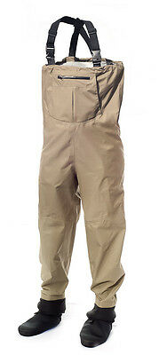 Breathable chest wader stocking foot size XL