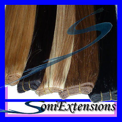 Extensiones Cortina Nº4 100Gr Y 14 Clips-Remy Indian++