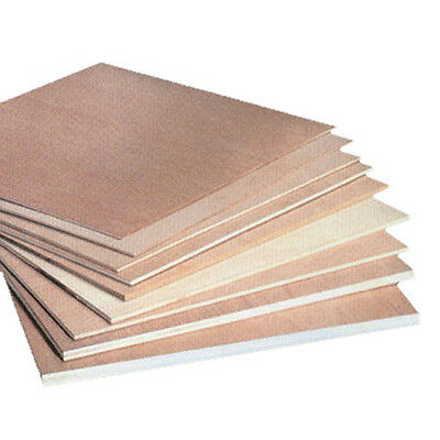 Birch Plywood Sheets 300mm x 600mm for Models and Pyrography