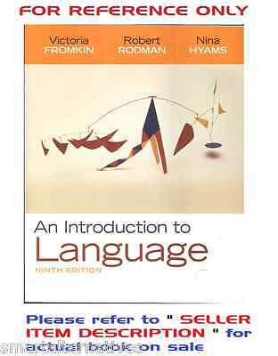 An introduction to community public health 9th edition 8500 an introduction to language 9e by fromkin rodman hyams 9th edition fandeluxe Images
