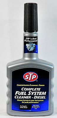 Stp Complete Fuel System Cleaner For Diesel Engines For Restore Lost Horse Power