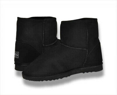 Ladies - Mens Mini Short Sheepskin Ugg Boots Made in Australia Since 1977