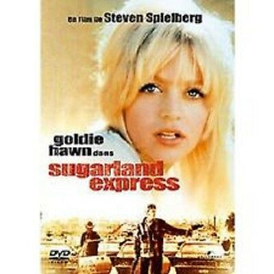 SUGARLAND EXPRESS -  Steven SPIELBERG - Goldie HAWN - DVD NEUF SOUS BLISTER !!!!