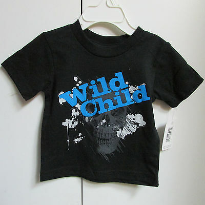 Wild Child Little Teez Infant Toddler T-shirt New with Tags