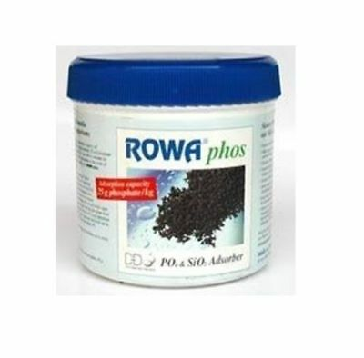 D-D Rowaphos 100Ml Phosphate Remover Filter Media Marine Fish Tank Rowa Phos