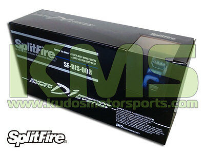 SplitFire Coil Pack Set to suit Nissan Skyline R34 25GT-t - RB25DET Neo 6