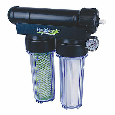 Hydro-Logic Stealth Reverse Osmosis 100 System RO Filter 100 gpd