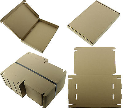 100 x C5 A5 PIP BOX SHIPPING MAIL POSTAL LARGE LETTER BOXES SIZE: 235x165x22mm