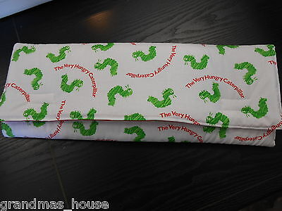 Gorgeous Change Mat Padded Very Hungry Caterpillar Great Gift For Baby Shower!!