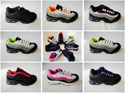 A001—Kids Boys & Girls Air Sneakers Athletic Tennis Sport Shoes Running Size 9-4