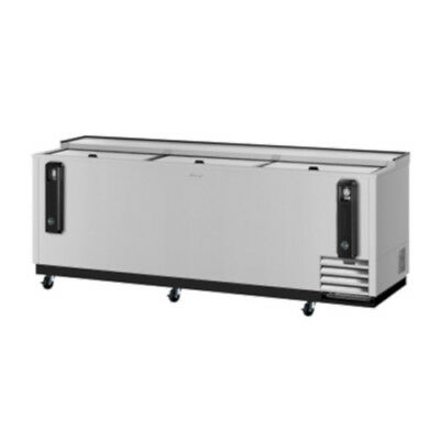 Turbo Air TBC-95SD Stainless Steel Beer Bottle Bar Cooler