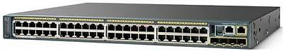 New Cisco Systems WS-C2960S-F48TS-L | incl 19% VAT | 2 years Cybertrading warran