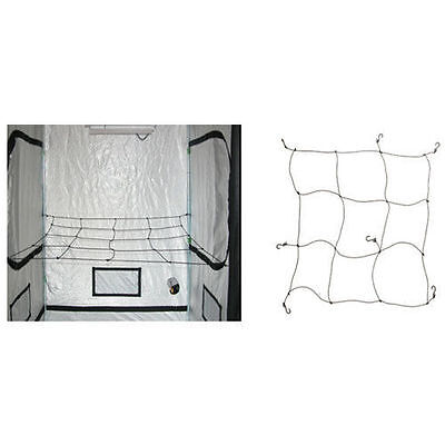 Secret Jardin WebIt 60 Trellis Netting 2x2 3x3 Web Plant Support Grow Tent DR60