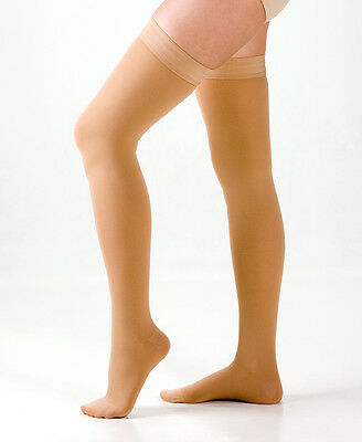 Medical Weight Thigh Highs 20-30mmHg Compression Stockings