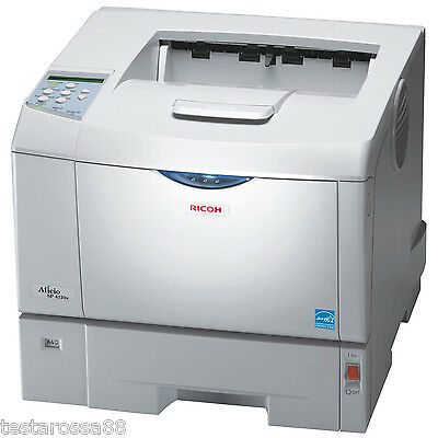 RICOH Aficio SP4210NL Monochrome Laser Printer Very Low Print Counts