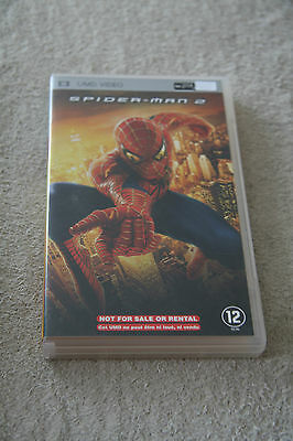 Spiderman 2 Film UMD Sony PSP