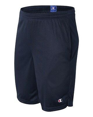 Champion Men's Long Mesh Shorts with Pockets S162