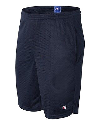 Champion New Men's - Long Mesh Shorts with Pockets - S162