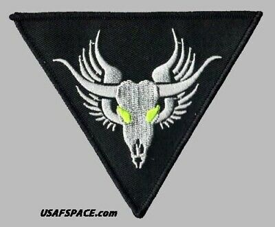 Minotaur Lockheed Martin Area 51 Black Ops Skunk Works Classified Usaf Dod Patch