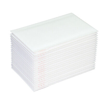 200 #02 215x280mm Bubble Padded Bag * SIZE 02  - BLANK WHITE - Envelope Mailer