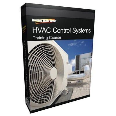 HVAC Control Systems Equipment Training Book Course