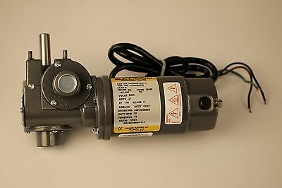 Conveyor Pizza Gear Drive Motor Middleby Marshall Oven 46604 47797 27384-0011