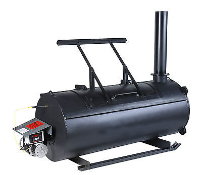 DIESEL Fired Incinerator - 400 lb. load with cleanout door