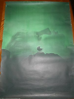 1968 Rosemary's Baby Original Movie Poster-Mia Farrow