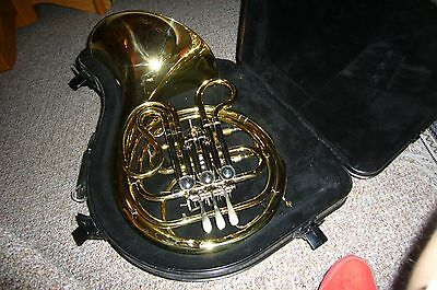 Lightly Used Holton H602 Single Horn