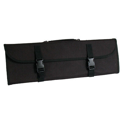 "Culinary Knife Bag 10 Pouch Knife Roll 28""x20"" Chef Knife Case NEW!"