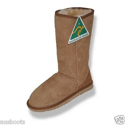 UGG BOOTS - 100% Australian Made Merino Craft Classic Tall - Long Ugg Boots