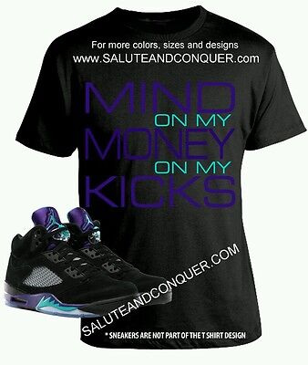 JORDAN LANEY 14 and 5s TShirt size XL more sizes avaiL by SALUTE AND CONQUER