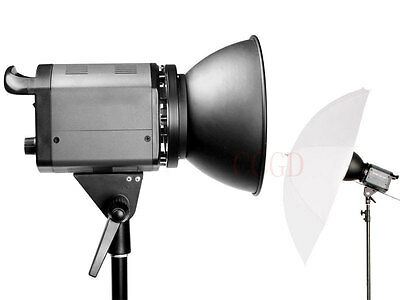 1000W Photography Studio Continuous Light + 1.9m Light Stand Kit