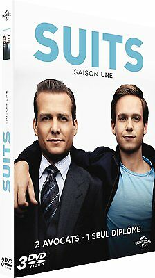 Suits, Integrale Saison 1 Neuf Sous Cello