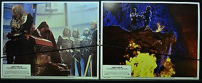 Star Trek III: The Search for Spock (1984) Movie Poster Orig Lobby Card set of 8