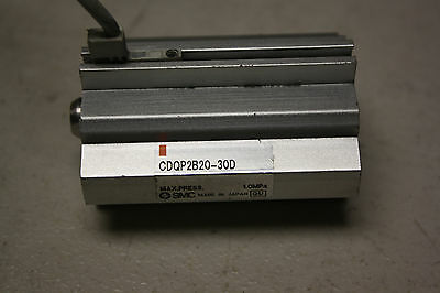 SMC CDQ2B20-30D Pneumatic Cylinder 30mm Stroke