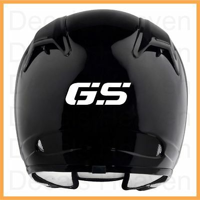 "4"" Bmw F800Gs Logo - Motorcycle Helmet Reflective Vinyl Sticker #2 Reflectors"