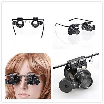20X Magnifier Magnifying Perfect for installing & repairing cameras and watches